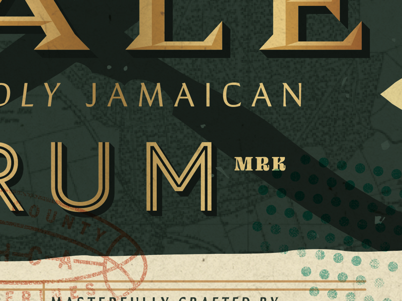 Jamaican wip distilled caribbean jamaica rum distillery packaging design design packaging