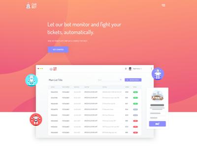 CarBot Web App