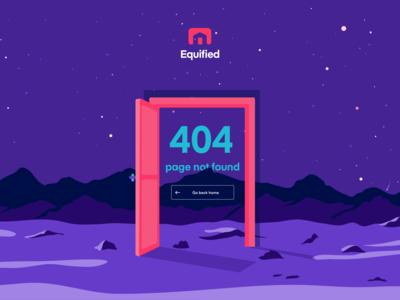 404 Error - Real Estate Web App