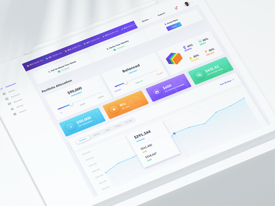 Bit Finance - Cryptocurrency Dashboard