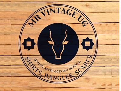 Mr vintage Ug (uganda) branding branding design graphic design design logo