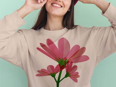 Flower pattern sweeter design digitalart design illustration graphicsdesign illustrator branding
