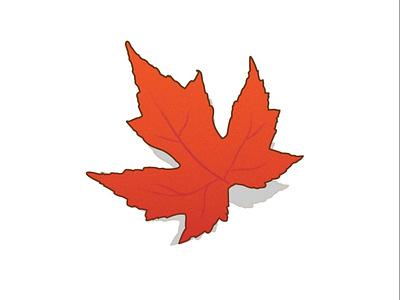 Maple Leaf's Ai branding digital illustration ai digital art art vector ui design illustration graphicsdesign illustrator
