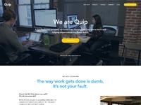 Quip company