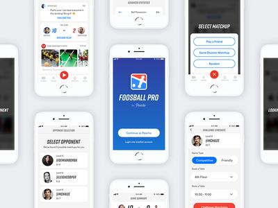 Foosball Pro App