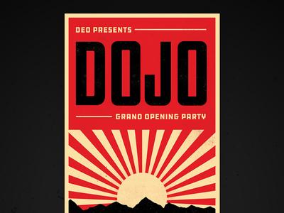 Dojo Grand Opening Party