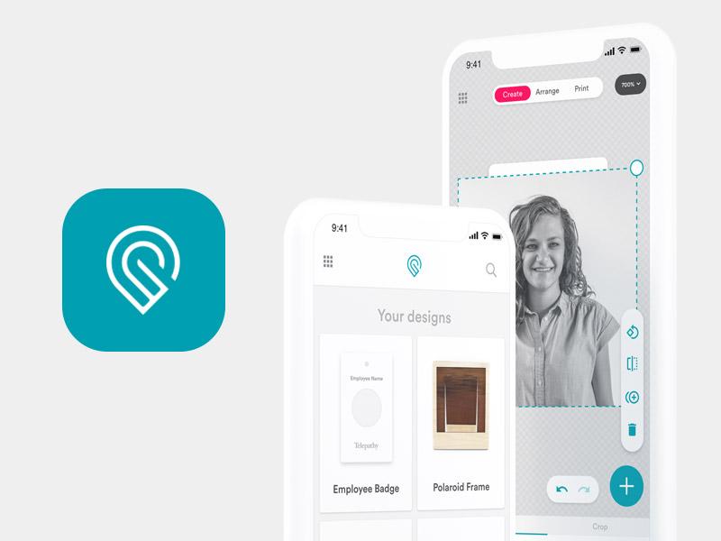 Glowforge Mobile glowforge flow creation ios iphone design mobile