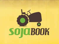 sojabook logo design