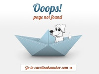 Ooops page not found!