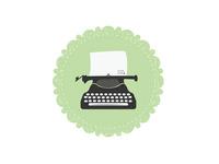 Typewriter mark
