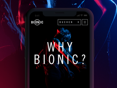 Redesign BIONIC