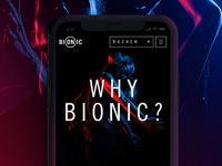 Redesign BIONIC