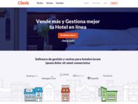 Clerk, Portal Institucional