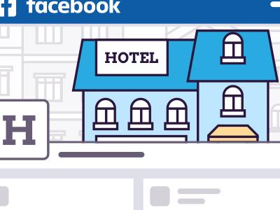 Motor de reservas facebook 2x