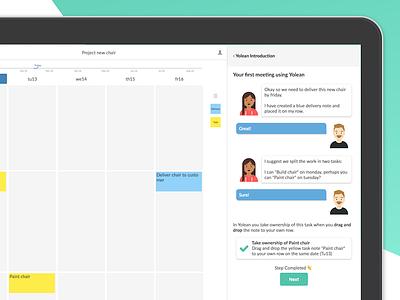 Yolean - Interactive Demo app web avatars conversation demo interactive yolean