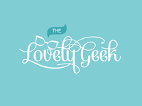 The Lovely Geek Logo