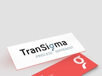 Transigma business card