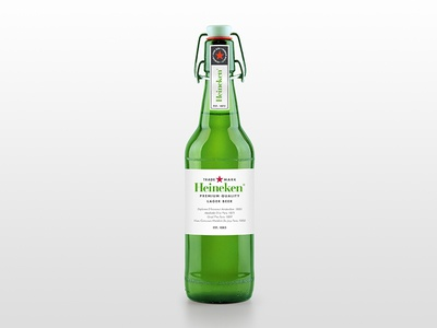 Heineken - Limited Edition Bottle