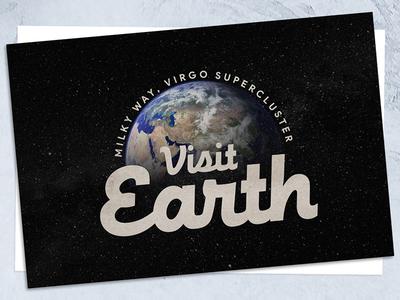 Visit Earth!