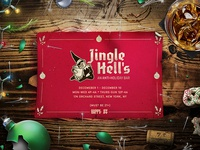 SYFY - Jingle Hell's - An Anti-Holiday Bar