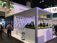 Humanscale HIMSS19 Booth