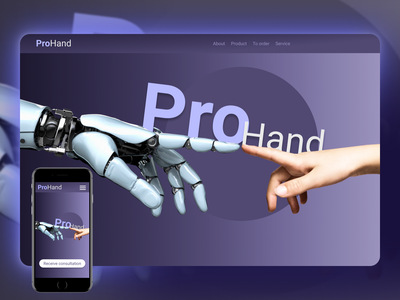 Shasta / ProHand  parts 1 clean website graphic design app ux branding vector minimal ui design