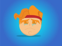 Disney Emoji Contest Participation - Hercules