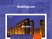 Booking.com | Redesign Concept