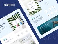 Siveno - New Landing Page
