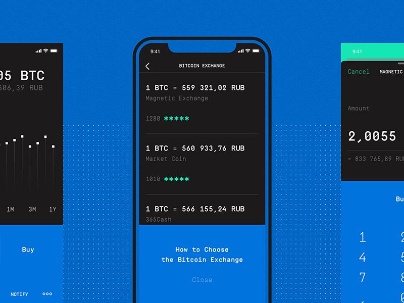 Bitcoin Wallet crypto wallet ux ui iphonex bitcoin appdesign app design ios designconcept concept