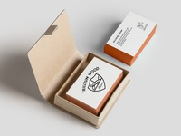 Trillium Wood Farm Business Cards