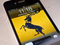 Baratheon iPhone Wallpaper