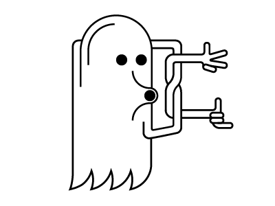 Screen Shot 2015 01 24 At 3.59.09 Pm ghost vector illustration icon