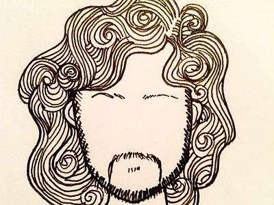 Ink sketch ink