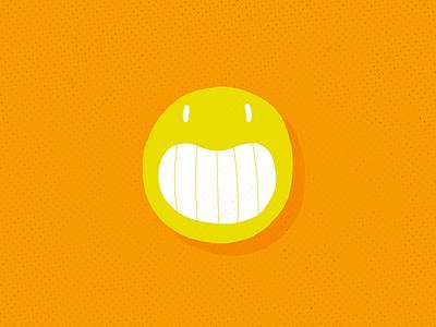 Introvert / Extrovert rough animator ipad pro stretch squash and stretch squash extrovert introvert smiley illustration animated animation gif loop