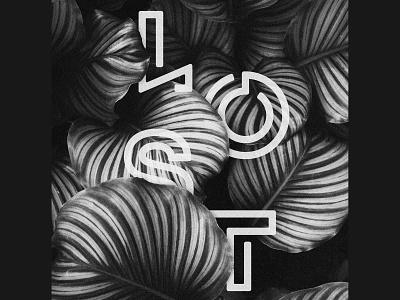 Koy Font poster logotype k monogram letters path maze clean minimal exotic single logo geometric modern font