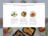 NurtureLife Landing Page