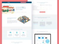 Bento for Business - Gas Card Landing Page