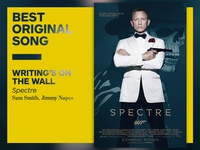 Oscar Best Original Song nomination