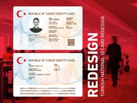 Turkish National ID Card Redesign