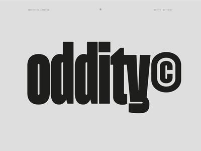 Oddity©