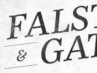 Falstaff &  Gatsby