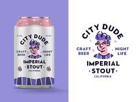 City dude craft beer v1