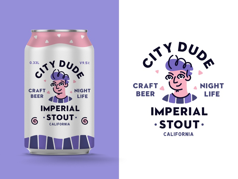 City Dude Craft Beer