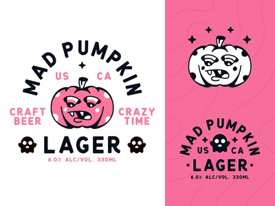 Mad Pumpkin Craft Beer