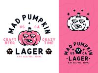 Mad Pumpkin Craft Beer