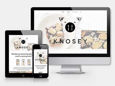 Knosey Website and App