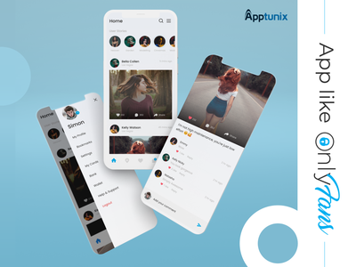 Want to create your own app like OnlyFans? onlyfans app development app like onlyfans onlyfans app design apptunix appdevelopmentcompanies animation appdevelopmentcompany appdevelopment