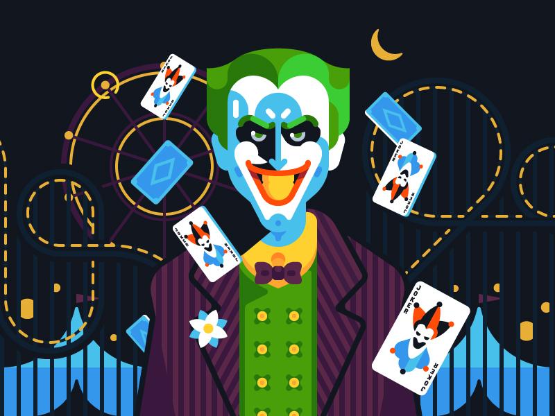 Gotham nights joker