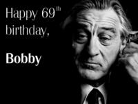 Happy 69th birthday